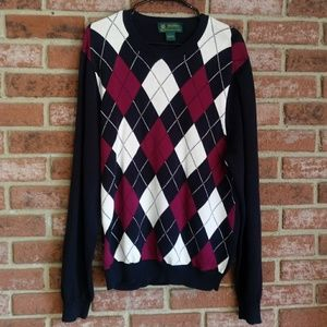 Brooks Brothers sweater St. Andrew's link's